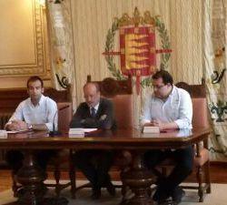 Presentación en el Ayto. de Valladolid