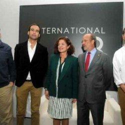 Los alcaldes de Madrid y Valladolid junto a Geocyl