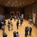 Espacio de networking en CaixaForum
