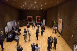 Espacio para networking en CaixaForum