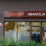 Abanolia, decoración externa
